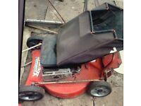 Countax Lawnmower