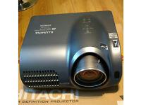 Hitachi PJ-TX200 Home Cinema Projector