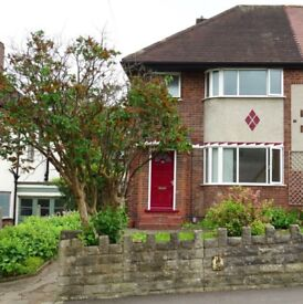 Large 3 bedroom semi detached house, Open plan kitchen diner, 3 good sized bedrooms and large garden