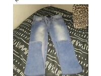 Size 8 river island jeans ! Good conditoon