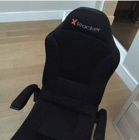 X Rocker Mission gaming chair almost new.