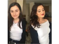 Hair and Make up artist London Greenwich