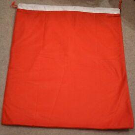 2 x Christmas Santa sacks
