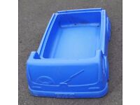Early Learning Centre Sand Pit, Paddling Pool & Home Inside Play Box
