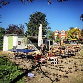 Senior cafe assistant. Sandwich delivery/ cafe assistant. 2 x Positions Please Read. Twickenham TW1