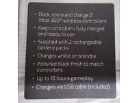 Xbox 360 twin docking station