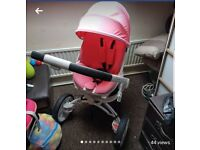 quinny mood pushchair