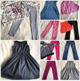 girls designer spring summer bundle age 11-13y excellent condition