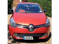 Renault, CLIO, Hatchback, 2014, Manual, 1461 (cc), 5 doors