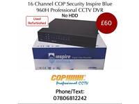 16 Channel 960H Professional CCTV DVR