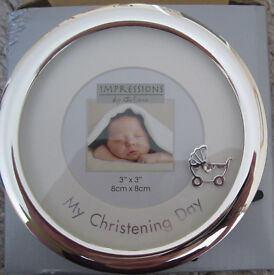 Christening Gifts - Photo Frame and Photo Album – NEW