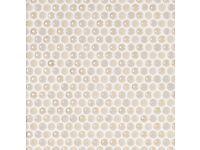 Saloni Mosaic Modulo Disk Beige 30x30 - WAREHOUSE CLEARANCE - TOTAL BARGAIN!