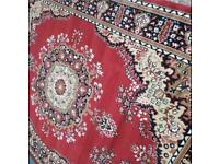 Brand New Beautiful red traditional rug size 230 x 160 Cm carpet rugs £45