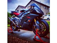 2010 Yamaha R6 13S Sale or Part Ex for R1