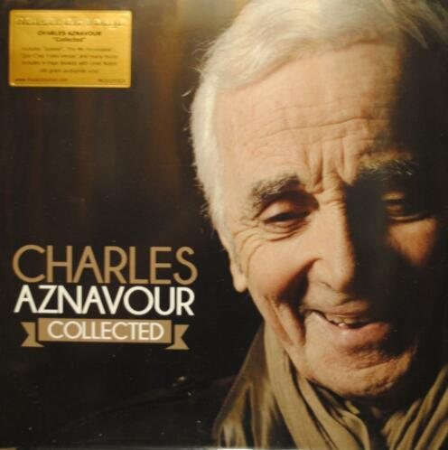 Charles aznavour - collected (3lp)