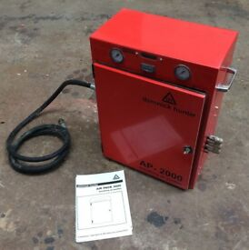 BREATHING AIR PURIFIER PARKER DOMNICK HUNTER LTD AIR PACK 2000 REQUIRES FILTERS