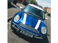 Mini Cooper Hatchback for sale. Wear and tear on clutch.