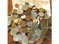 WANTED Old British or Foreign Coins & Banknotes or Leftover Holiday Money