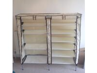 Shoes cabinet stand