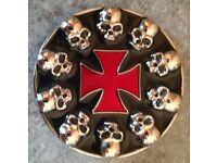 Decorative Metal Belt Buckle (unboxed)