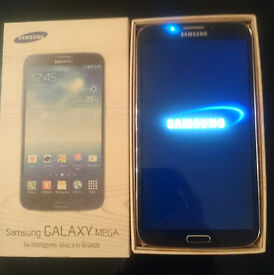 AS NEW ! Samsung Galaxy GALAXY Mega 6.3 I9200