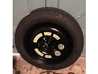 Spare Wheel Citroen C3 Picasso Exclusive