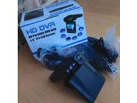 "2.5"" HD Car Vehicle Dash DASHBOARD CAMERA IR DVR Cam CCTV NIGHT VISION RECORDER"