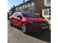 Astra gtc 1.6 turbo low mileage great example