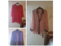 Ladies size 20/22 clothes bundle
