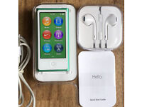 """iPod touch nano (7th Gen/2.5"""" Multitouch) Portable Digital Music Player 16GB"""