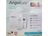 Angelcare Movement & Sound Baby Monitor AC403