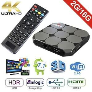 BRAND NEW ANDROID TV 7.1/6.0 S905X/S905W ULTRA 4K $85 TO $95 2018 KODI IPTV TERRARIUM TV FULLY LOADED  2894891199