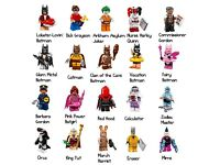 lego batman series for sale and swap
