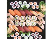 SUSHI CHEF/TEAM MEMBER IN FULHAM, SW LONDON