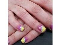 Gel Nails by an experienced Nail Technician - Chells, Stevenage.