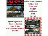 2 4 5 6 berth caravan sale come and negotiate today !