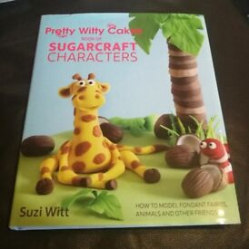 New Sugarcraft Characters book
