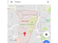 2 bedroom house in fratton