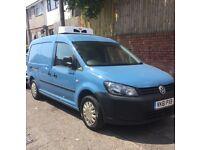 *AUTOMATIC* 61 VW Caddy C20 MAXI*Fridge Van*Sat Nav*Great Van*BARGAIN £4995!!
