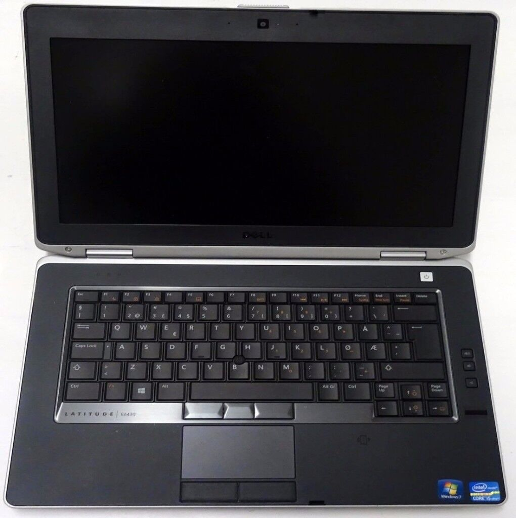 Dell Latitude Intel Core i5 Laptop -HUGE 6GB Ram- 64GB Solid State - Windows 7 - *1 YEAR WARRANTY*