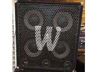Warwick speaker