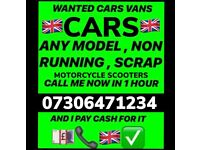 📞 WE BUY ANY CAR VAN CASH ON COLLECTION TODAY SELL MY SCRAP DAMAGED NO MOT WANTED