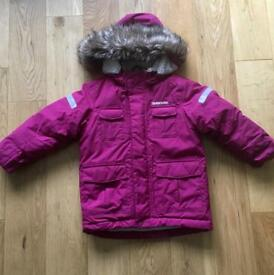 360e6acc63bd Brand NEW Next baby girls winter coat age 9 -12 months