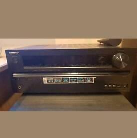 Onkyo tx nr 509 av receiver