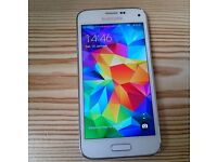 Samsung S5 Mini 16GB, Unlocked to All networks