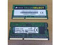 14 x 2GB DDR3 1333Mhz SODIMM Ram Laptop or Desktop