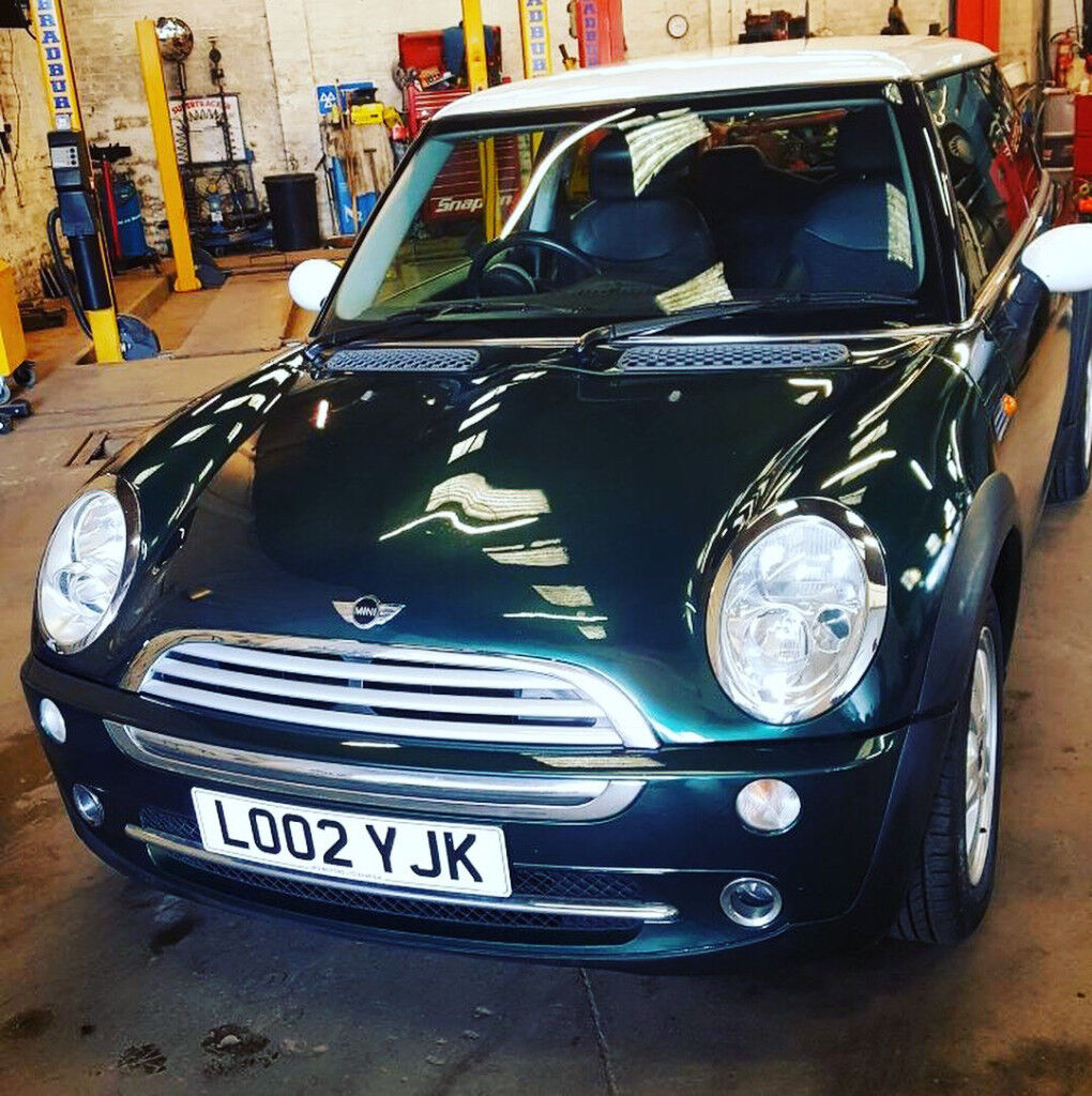 2002 MINI COOPER - with M.O.T and road tax