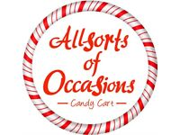 Candy Cart for hire- Cardiff and surrounding areas