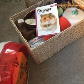 Hamster starter pack