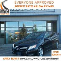 2011 Mercedes-Benz R-Class R350 BlueTEC 4MATIC ** FULLY LOADED/D